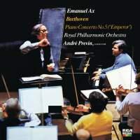 Beethoven: Piano Concerto No. 5 'Emperor' & Fantasia in C Minor, Op. 80