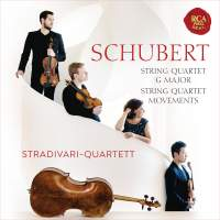 Schubert: String Quartet No. 15 etc.