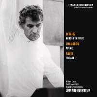 Berlioz: Harold en Italie, Op. 16 - Chausson: Poème, Op. 25 - Ravel: Tzigane, M. 76