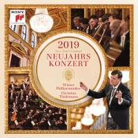 New Year's Concert 2019 (CD)