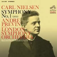 Nielsen: Symphony No. 1 in G Minor, Op. 7