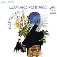 Pennario Plays Piano Music by Dvorak, Tchaikovsky, Rachmaninoff, Debussy, Gershwin and More
