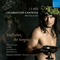 Bach: Celebration Cantatas