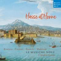 Hasse at Home - Cantatas and Sonatas