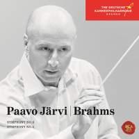 Brahms: Symphonies No. 3 & No. 4