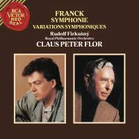 Franck: Symphony in D Minor, FWV 48 & Symphonic Variations, FWV 46