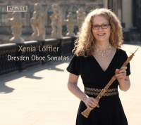 The Oboe in Dresden - Works by Vivaldi, Fasch etc.