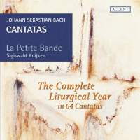 JS Bach - Cantatas for the Complete Liturgical Year