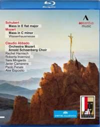 Claudio Abbado conducts Mozart & Schubert