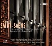 Saint-Saëns: Symphony No. 3 'Organ' (Arr. Guy Bovet)