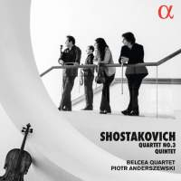 Shostakovich: Quartet No. 3 & Piano Quintet