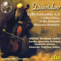 Davidov - Cello Concerto Nos. 1 & 2