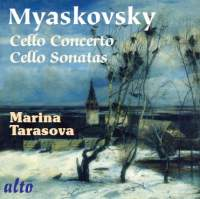 Miaskovsky - Cello Concerto & Cello Sonatas