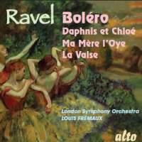 Ravel: La Valse, Daphnis et Chloé - Suite No. 2, Ma Mère l'Oye & Boléro