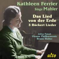 Kathleen Ferrier sings Mahler