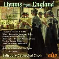 Favourite Hymns From England