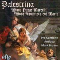 Palestrina: Best Masses
