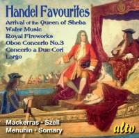 Handel Favourites