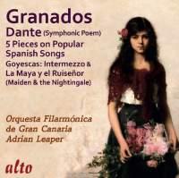 Granados: Dante (Symphonic Poem)