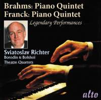 Brahms & Franck: Piano Quintets