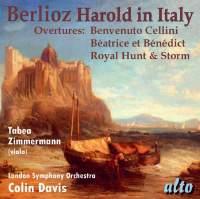 Berlioz: Harold in Italy & Overtures