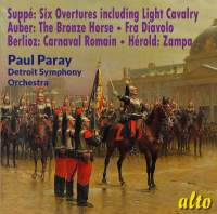 Suppé & Favourite French Overtures