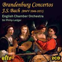 J. S. Bach: Brandenburg Concertos Nos 1-6