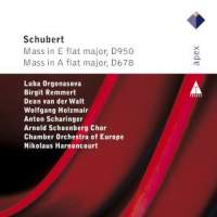 Schubert: Masses Nos. 5 & 6