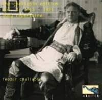 The Chaliapin Edition Volume 4: 1913-1921