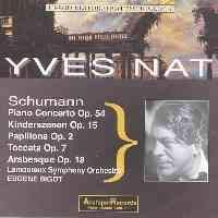 Yves Nat plays Schumann