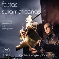 Piano Music By Villa-Lobos & Ginastera