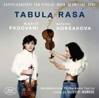 Tabula Rasa - Double Concertos by Vivaldi, Bach, Schnittke & Pärt
