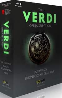 The Verdi Opera Selection: Blu-Ray Box Set