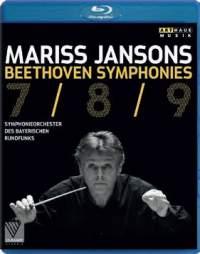 Beethoven: Symphonies 7/8/9