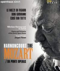 Harnoncourt: The Mozart Da Ponte Operas