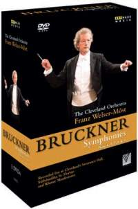Bruckner: Symphonies Nos. 4,5 & 7-9
