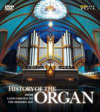 History of the Organ, Volumes 1-4 - From Latin Origins to the Modern Age