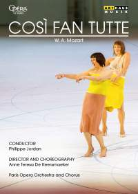 Mozart: Così fan tutte (DVD)