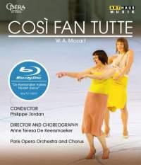 Mozart: Così fan tutte (Blu-ray)