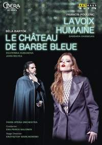 Poulenc: Le Voix Humaine & Bartók: Duke Bluebeard's Castle