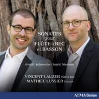 Sonatas for Recorder and Bassoon