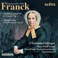 Eduard Franck: Orchestral Works
