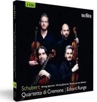"""Schubert: String Quintet & String Quartet """"Death and the Maiden"""""""