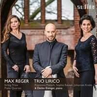 Reger: String Trios