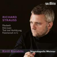 Strauss: Macbeth, Don Juan, Death and Transfiguration & Festmarsch