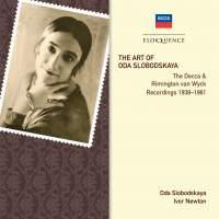 The Art of Oda Slobodskaya