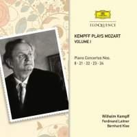 Kempff plays Mozart Volume I