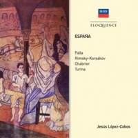 España: Works by Falla, Rimsky-Korsakov, Chabrier & Turina