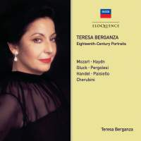 Teresa Berganza - Eighteenth-Century Portraits