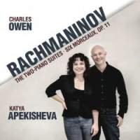 Rachmaninov: Two-Piano Suites & Six Morceaux, Op. 11